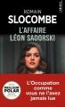 Couverture L'affaire Léon Sadorski Editions Points 2017