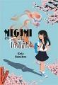 Couverture Megumi et le fantôme Editions Didier Jeunesse 2017