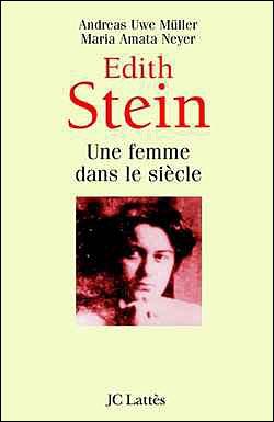 Couverture Edith Stein : Une femme dans le siècle