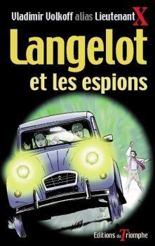 Couverture Langelot et les espions