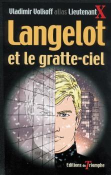 Couverture Langelot et le gratte-ciel