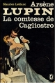 Couverture La comtesse de Cagliostro Editions Le Livre de Poche (Policier) 1979