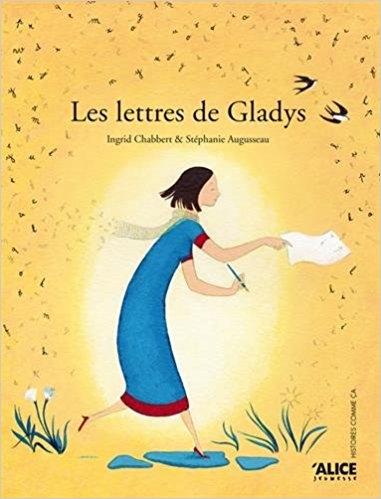Couverture Les lettres de Gladys