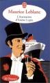 Couverture L'arrestation d'Arsène Lupin Editions Le Livre de Poche (Libretti) 2000