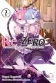 Couverture Re:zero : Re:vivre dans un autre monde à partir de zéro, tome 2 Editions Ofelbe (Light Novel) 2017
