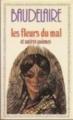 Couverture Les fleurs du mal / Les fleurs du mal et autres poèmes Editions Flammarion (GF) 1964