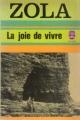 Couverture La joie de vivre Editions Le Livre de Poche 1973