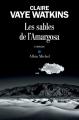 Couverture Les sables de l'Amargosa Editions Albin Michel (Terres d'Amérique) 2017