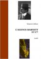 Couverture L'agence Barnett et cie Editions Ebooks libres et gratuits 2004