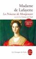 Couverture La princesse de Montpensier suivi de La comtesse de Tende Editions Le Livre de Poche (Les Classiques de Poche) 2003