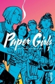 Couverture Paper girls, tome 1 Editions Urban Comics 2016