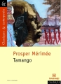 Couverture Tamango Editions Magnard (Classiques & Contemporains) 2001
