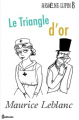 Couverture Le triangle d'or Editions Feedbooks 2010