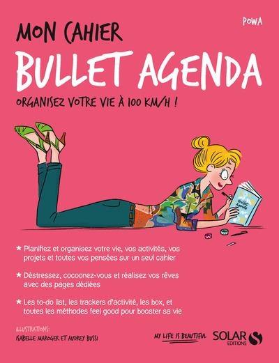 Couverture Mon cahier : Bullet agenda