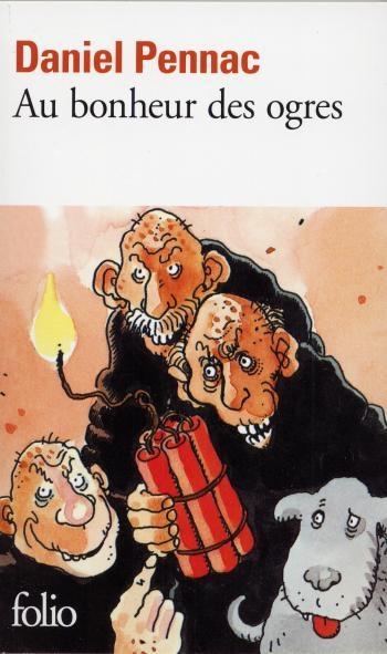 Couverture La saga Malaussène, tome 1 : Au bonheur des ogres