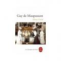 Couverture Mont-Oriol Editions Le Livre de Poche (Classiques de poche) 2017