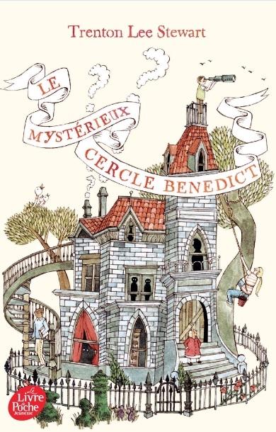Couverture Le Mystérieux cercle Benedict, tome 1