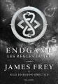 Couverture Endgame, tome 3 : Les règles du jeu Editions Gallimard  (Jeunesse) 2016