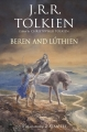 Couverture Beren and Lùthien Editions HarperCollins (Fantasy) 2017