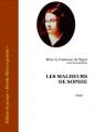 Couverture Les malheurs de Sophie Editions Ebooks libres et gratuits 2010