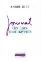 Couverture Le Journal des faux-monnayeurs Editions Gallimard  (L'imaginaire) 2017