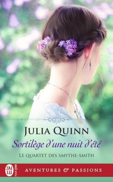 Couverture Le quartet des Smythe-Smith, tome 2 : Sortilège d'une nuit d'été