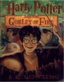 Couverture Harry Potter, tome 4 : Harry Potter et la coupe de feu Editions Scholastic 2012