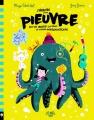 Couverture L'Histoire d'une pieuvre fan de ukulélé qui rêvait de voyages intergalactiques Editions Little Urban 2017