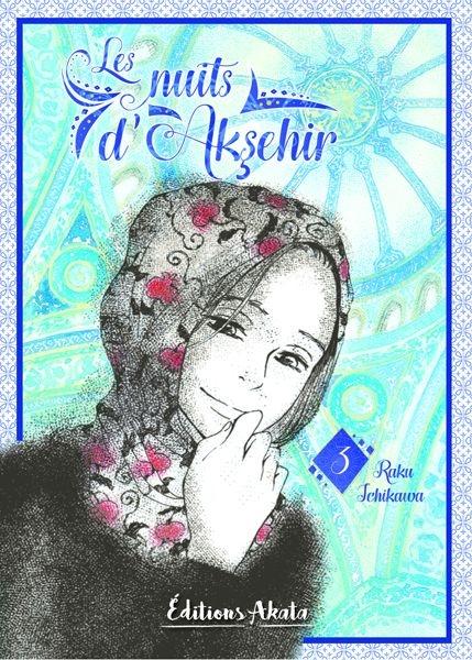 Couverture Les nuits d'Aksehir, tome 3