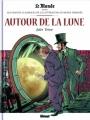 Couverture Autour de la lune Editions Glénat 2017