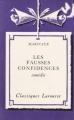 Couverture Les fausses confidences Editions Larousse (Classiques) 1951