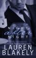 Couverture Seductive nights, tome 1 : Nuit après nuit Editions Hachette (Regarde-les grandir) 2017