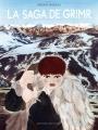 Couverture La saga de Grimr Editions Delcourt 2017