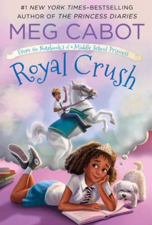 Couverture Royal Crush