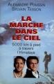 Couverture La marche dans le ciel Editions France Loisirs 1999