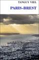 Couverture Paris-Brest Editions de Minuit (Double) 2016