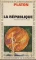 Couverture La république Editions Garnier Flammarion 1966