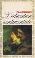 Couverture L'Éducation sentimentale Editions Garnier Flammarion 1969
