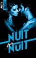 Couverture Seductive nights, tome 1 : Nuit après nuit Editions Hachette (Black moon - Romance) 2017