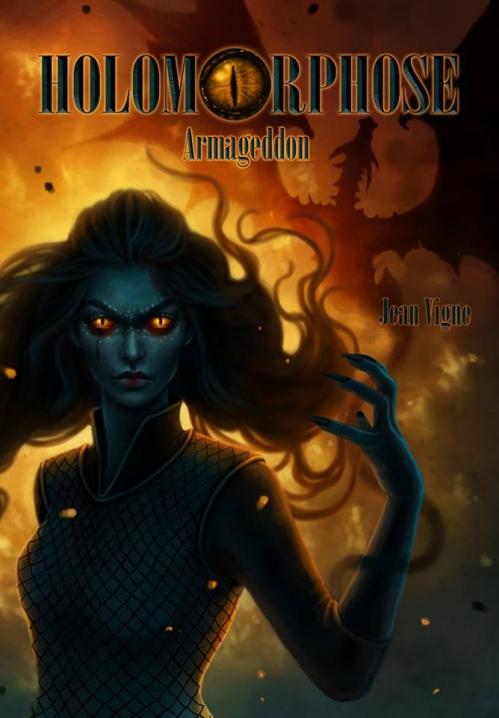 Couverture Holomorphose, tome 2 : Armageddon