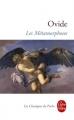 Couverture Les métamorphoses Editions Le Livre de Poche 2010