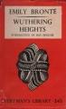 Couverture Les Hauts de Hurle-Vent / Les Hauts de Hurlevent / Hurlevent / Hurlevent des morts / Hurlemont Editions Everyman's library 1946