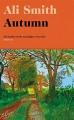 Couverture Autumn Editions Hamish Hamilton 2016