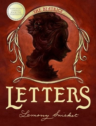 Couverture The Beatrice Letters