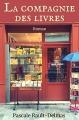 Couverture La compagnie des livres Editions Librinova 2015