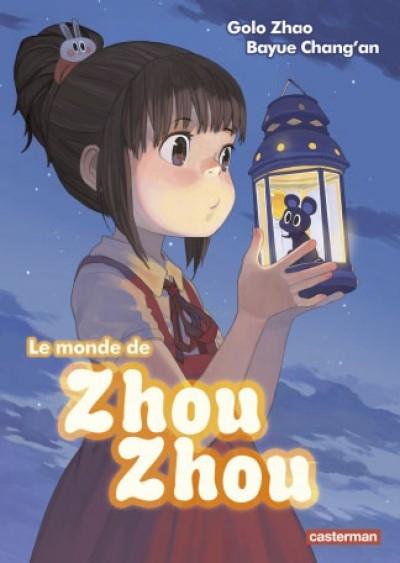 Couverture Le monde de Zhou Zhou