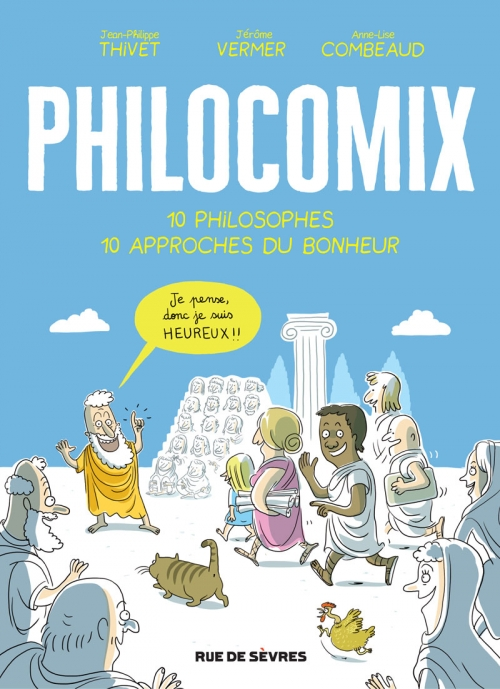 Couverture Philocomix