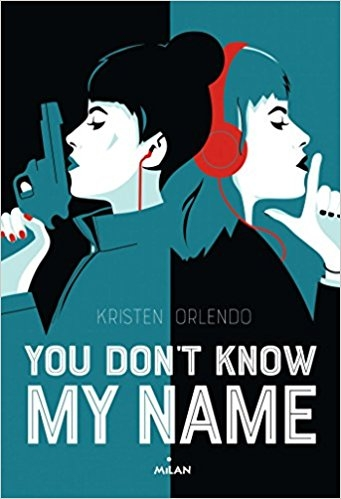 Couverture You don't know my name