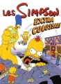 Couverture Les Simpson, tome 09 : Extra Colossal ! Editions Jungle ! 2010