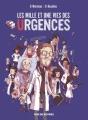 Couverture Les mille et une vies des urgences (BD) Editions Rue de Sèvres 2017